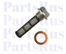 Genuine Smart Fortwo Oil Drain Plug Screw W/Seal Ring 0179903001