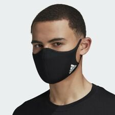 Adidas Face Mask Cover (Black) Medium / Large BRAND NEW - Fast and Free P+P