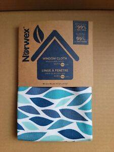 Norwex Window Cloth NEW LEAVES