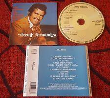 VICENTE FERNANDEZ ** Camino Inseguro ** ORIGINAL 1993 Mexico CD
