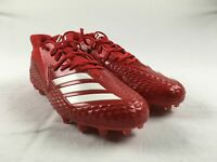 NEW adidas Freak X Carbon Low - Red Cleats (Men's 13.5)