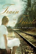 Train to Trieste by Radulescu, Domnica