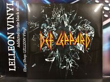 Def Leppard Self Titled Double LP Vinyl Album 0210747EMU Rock 00's New & Sealed