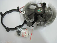 PC CPU Cooler Fan for AMD Socket AM2 AM3 Phenom Athlon