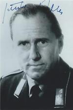 Gunther Rall signed autograph Luftwaffe German Ace Legend RARE LOOK!!