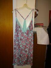 NWT Women's Secret Treasures Chemise/Nightgown Multi sz 2X