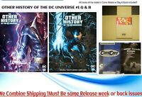 DC Comics Other History Of The DC Universe Main Cover & Variant 11/24 PreSale NM