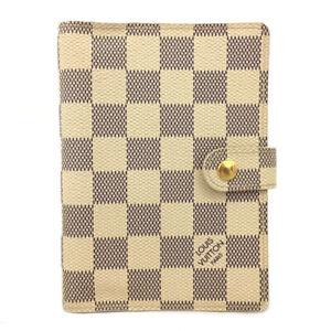 Louis Vuitton Damier Azur Agenda PM Notebook Cover /C1720
