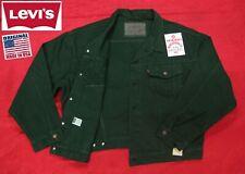 NEW VINTAGE 1992 LEVI'S RED TAB MEN'S JACKET USA XL