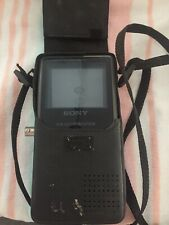 Sony Fdm-030 WatchCam Monitor with Carrying Case