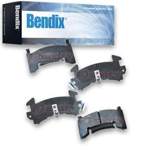 Bendix SBC154 Stop By Bendix Ceramic Brake Pads - Pair Left Right Pad PGD154 xs