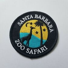 Girl Scout Santa Barbara Zoo Safari Overnight Event Fun Patch~Lot 2020622