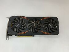 GIGABYTE Geforce GTX 1080 1080MHz 8GB DDR5 Gaming Graphics Card