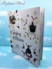 CATALOG OF PERFUMES 87 PAGE OF NAME BRAND PERFUME PICTURES WITH PRICE 2017 ED