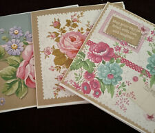 Pack Of 3 Homemade Blank Cards