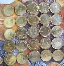 25 Coins YEAR SET - 5 Rupee Nickel Brass Commemorative Coin - india