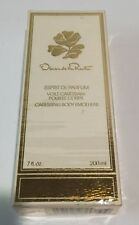Oscar de la Renta Esprit Eau De Parfum Body Emollient  Sealed Vintage Box 7oz