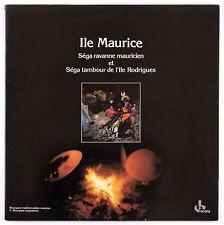 ILE MAURICE - Séga ravanne mauricien... LP