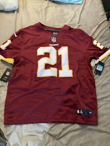 Nike Washington Sean Taylor Authentic On Field Jersey Size Extra Large New Tag