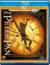 Disney's Peter Pan (Blu-ray/DVD, 2013, 2-Disc Set, Diamond Edition)