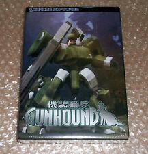 Kisou Ryouhei Gunhound (Windows PC Japanese Import)