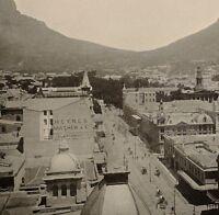1899 Aufdruck Colonial South Afrika LION'S Kopf Umhang Stadt Heynes Mathew & Co