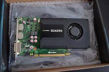 NEW NVIDIA QUADRO K2000 2GB GDDR5 PROFESSIONAL GRAPHICS VIDEO CARD PNY DELL HP