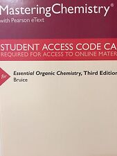 MasteringChemistry with Pearson eText  Essential Organic Chemistry (3rd Edition)