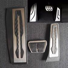 BMW Edelstahl Pedale Pedalkappen Pedalset 1er 2er 4er 3er F30 GT Touring