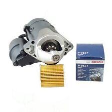 generalüberholter Anlasser für Smart 0.6+0.7 Motor_und neuer Ölfilter von Bosch