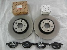 ORIGINAL Bremsscheibe Bremscheiben Bremsklötze vorn Vorderachse FORD FOCUS MK3