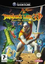 Dragons Lair 3D: Special Edition Gamecube GBC Video Game UK Release