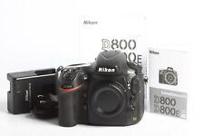 Nikon D800E Gehäuse Body , NUR 8470 Auslösungen
