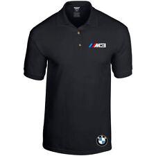 Camisetas de hombre de manga corta negro Gildan