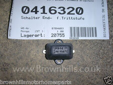 HYMER MOTORHOME GENUINE ELECTRIC STEP SWITCH UP TO 2001