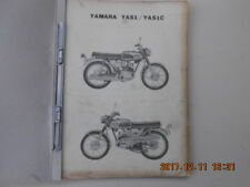 yamaha . yas1 . yas1c . y as 1 . y as 1 c  . parts list .as1 . as 1