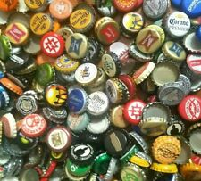 50 Mixed Variety Beer Bottle Crown Caps Assorted Bottle Top Lots *Sanitized*