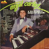 Hear Angel Carlos y Su Organo Discotheque Latin Disco Soul Synth Sergio Andrade