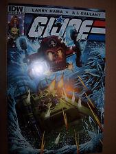 G.I. JOE A Real American Hero # 189 cover A IDW