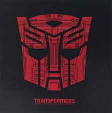 Transformers The Movie - 2 x LP Coloured Vinyl - Limited Edition - Vince DiCola