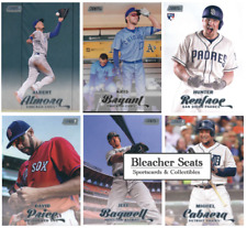 2017 Topps Stadium Club Baseball - Base Set Cards - Choose From Card #'s 1-150