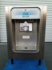 New ListingTaylor 152-12 Ice Cream Soft Serve Freezer Machine Single Flavor Year 2017 Demo