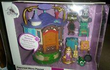 Disney Store ~ ANIMATORS' LITTLES~ MICRO RAPUNZEL DOLL PLAYSET! New~BEAUTIFUL!!