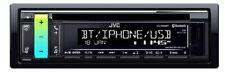 JVC KD-R890BT Single Din Car Stereo W/ BT CD USB MP3 AUX Variable Color Display