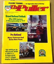 The Puller NTPA Truck Tractor Pulling Magazine May 1991