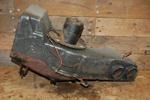1963 1964 Ford truck F100 F250 heater box and blower motor