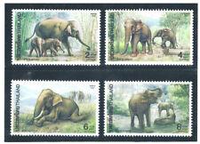 THAILAND 1991 Elephants (Fauna) CV $3.65