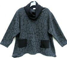 NEU Classics & More Herbst Tunika Pullover Tunic Tunique XL 48 50 Lagenlook