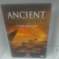 Ancient Mysteries (5 DVD Box Set) - DVD  QSVG The Cheap Fast Free Post