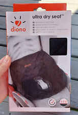 Brand new in box Diono Ultra dry seat waterproof seat pad in Black
